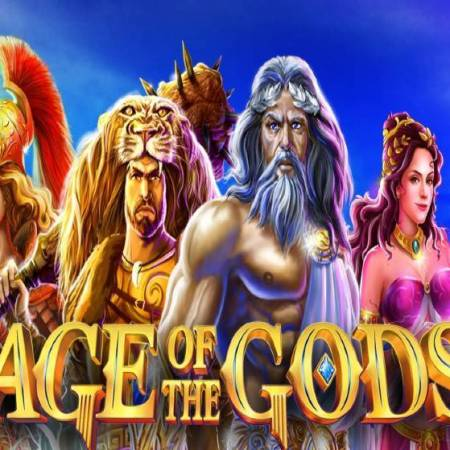 Age of the Gods – progresivni džekpot slotovi!