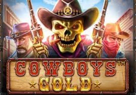 Cowboys Gold – postanite kauboj u slotu!