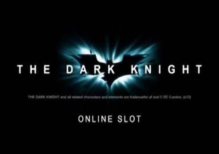 The Dark Knight – hrabro do kazino džekpota!
