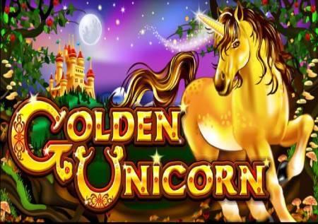 Golden Unicorn – magična online kazino igra!