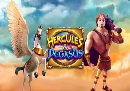 Hercules and Pegasus – igra koja donosi ekskluzivne bonuse!