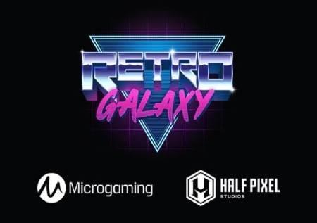 Retro Galaxy – osjetite galaktičke bonuse!