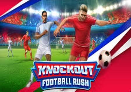 Knockout Football Rush – uživajte u fudbalskoj tematici slota!