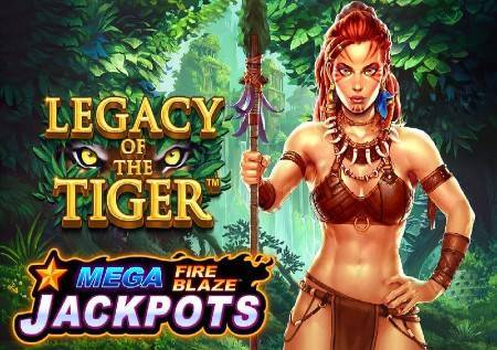 Mega Fire Blaze Jackpots Legacy of The Tiger – obilje džekpotova!