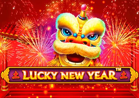 Lucky New Year – Nova Godina donosi džekpot!