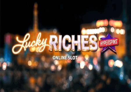 Lucky Riches Hyperspins – osvojite bonuse sa trostrukim množiteljima!