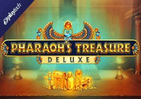 Pharaohs Treasure Deluxe – Egipat nam donosi savršene bonuse!