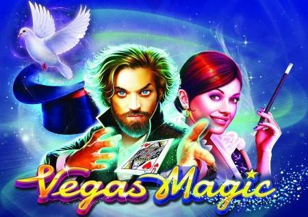 Vegas Magic – magija u video slotu!
