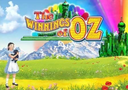 Winnings of Oz – bogati bonusi vas čekaju!