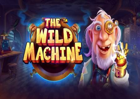 The Wild Machine – čeka vas luda avantura!