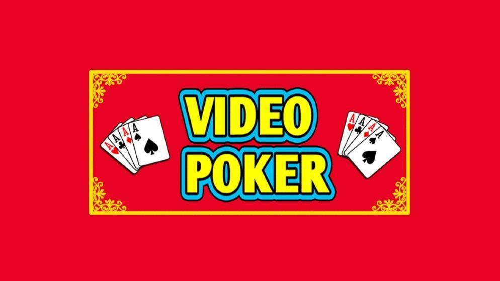 Video Poker – online verzija!