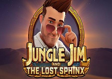 Jungle Jim and the Lost Sphinx video slot!