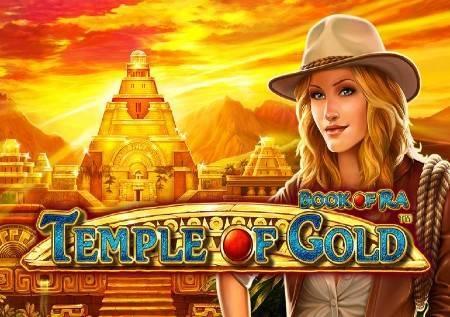 Book of Ra Temple of Gold –uz pomoć knjiga do sjajne zabave!