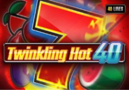 Twinkling Hot 40 –  voćkice sa blistavim sjajem!