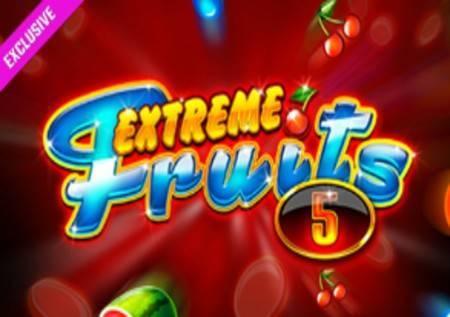 Extreme Fruits 5 – pretpraznično osvježenje u obliku voća!
