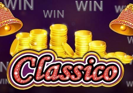 Classico – slot koji vas seli u Las Vegas!