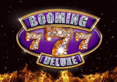 Booming 777 Deluxe – neodoljiva kazino avantura!