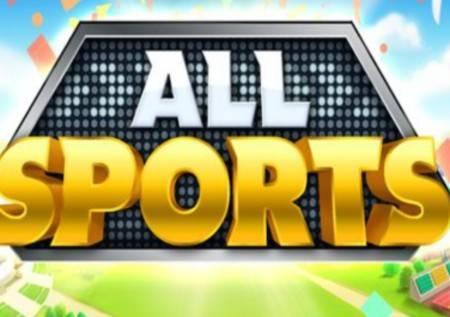 All Sports – kombinacija kazina i sporta!