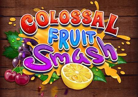 Colossal Fruit Smash – uz gomilu džokera do sjajne zabave!