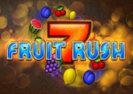 Fruit Rush – klasične voćkice!