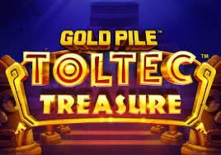 Gold Pile Toltec Treasure – džekpot!