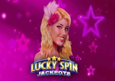 Lucky Spin Jackpots – zvjezdani  dobici!