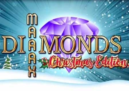 Maaax Diamonds Christmas Edition – voćni video slot!