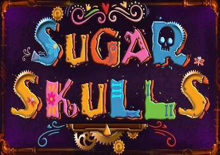 Sugar Skulls –  uzmite bonuse iz pinjate!