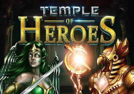 Temple of Heroes – dobro došli u kazino hram heroja!