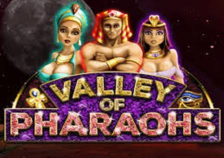 Valley of Pharaohs – donosimo blago faraona u slotu!