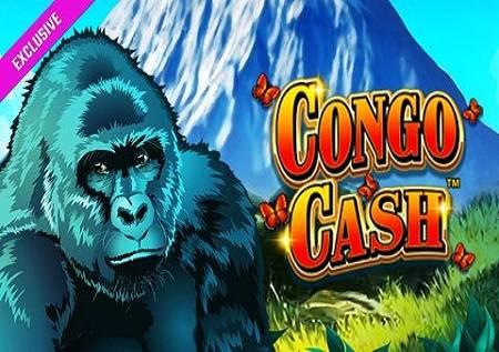 Congo Cash – džungla u slotu!
