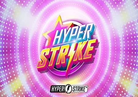 Hyper Strike – slot jakih boja!