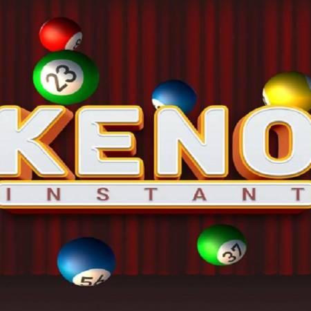 Instant Keno nova online igra koja je oduševila igrače!