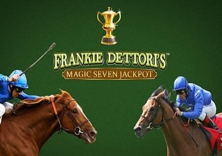 Frankie Dettori's Magic Seven Jackpot – 2 pogresivna džekpota!