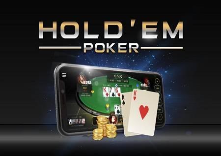 Hold'em Poker – najnovija online igra!