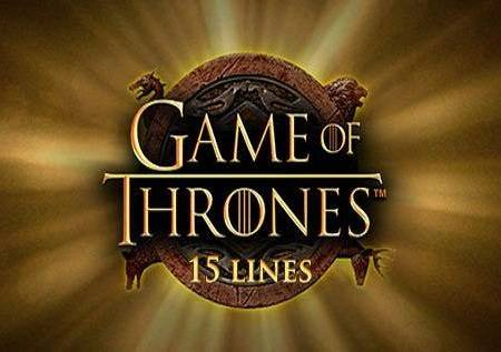Game of Thrones sa 15 isplatnih linija!