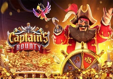 Captains Bounty –  kazino blago kapetana Crnobradog!
