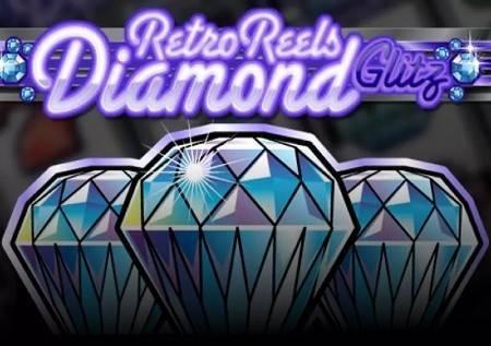 Retro Reels Diamond Glitz – slot koji donosi dijamantsku zabavu!