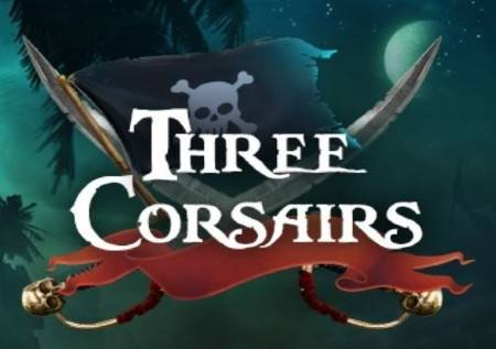 3 Corsairs – uživajte uz pirate!