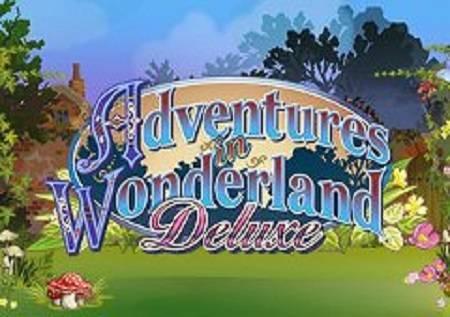 Adventures in Wonderland Deluxe – 3 bonus igre!