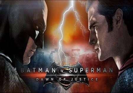 Batman V Superman Dawn of Justice – online kazino slot!
