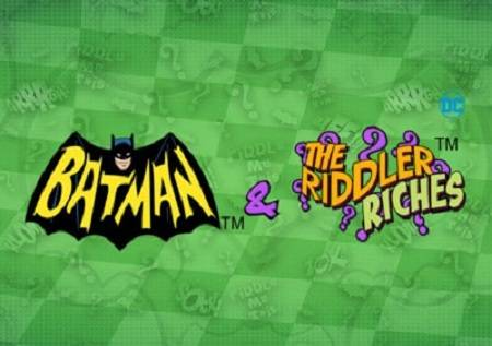 Batman and the Riddler Riches – online slot!