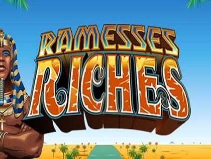 Ramesses Riches – slote egipatske tematike!