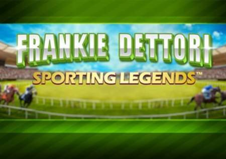 Sporting Legends Frankie Dettori – zanimljiv online slot!