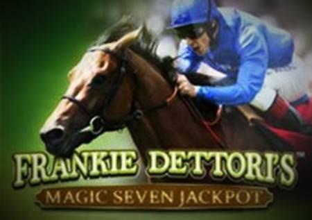 Frankie Dettoris Magic Seven Jackpot – slot igra!