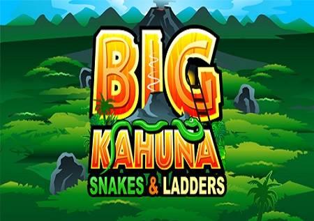 Big Kahuna Snakes & Ladders – izborite se sa zmijama!