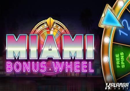 Miami Bonus Wheel – možda ovaj točak i vama donese sreću!