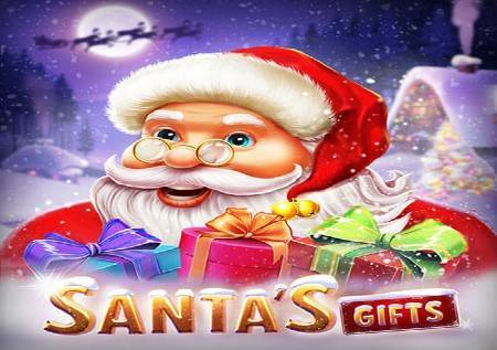 Santas Gifts – slot božićne tematike!