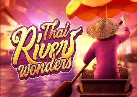 Thai River Wonders – osvojite množitelje!