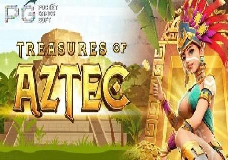 Treasures of Aztec – slot sa bonus dodacima!
